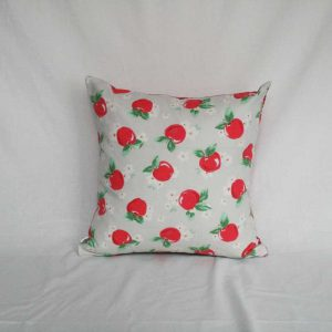 Poduszka z jabłkami