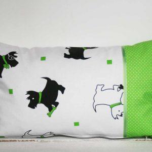 Poduszka z psami
