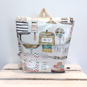 Ciasteczkowy plecak