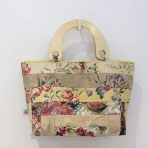 Koszyk patchworkowy