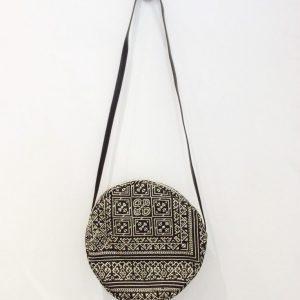 Torba marokańska okrągła