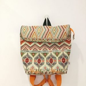 Plecak azteckie wzory