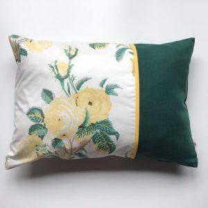 Poduszka żółte róże