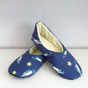 Sheriff's slippers