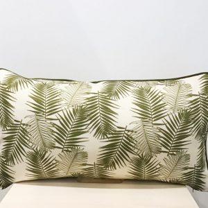 Poduszka palmowe liście