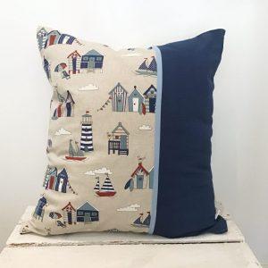 Poduszka plażowe domki