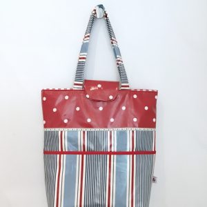 Bag stripes and dots