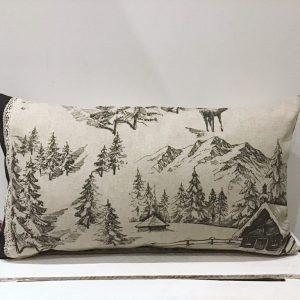 Poduszka w górach