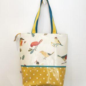 Bag yellow birds